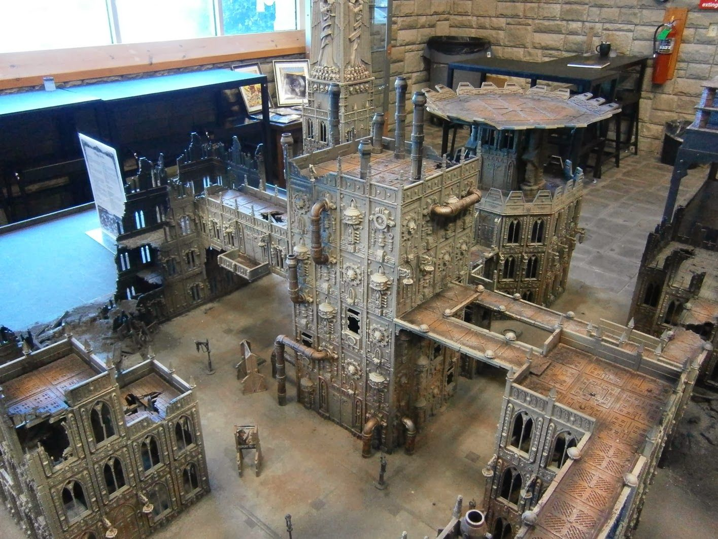 Games workshop colorado - Imperial Sector Terrain Google Search