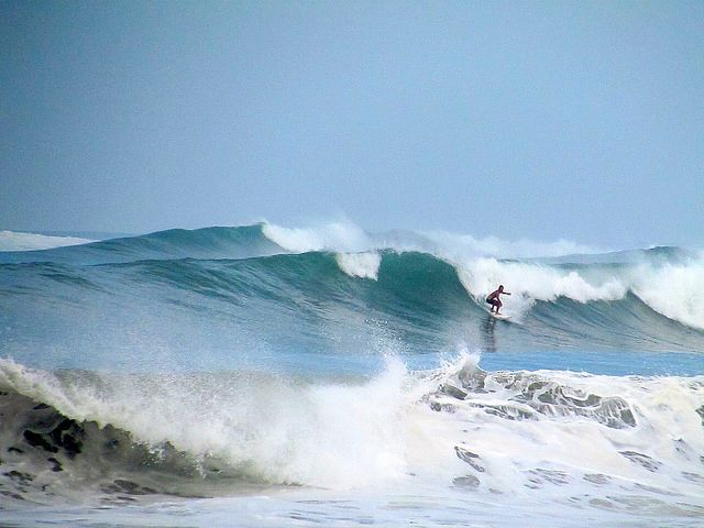 Surfing Costa Rica Playa Avellanas Little Hawaii Costarica Surf Surfing Puravida