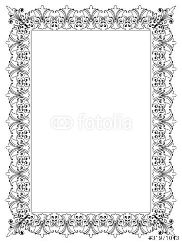 malvorlagen bilderrahmen ausdrucken  aiquruguay