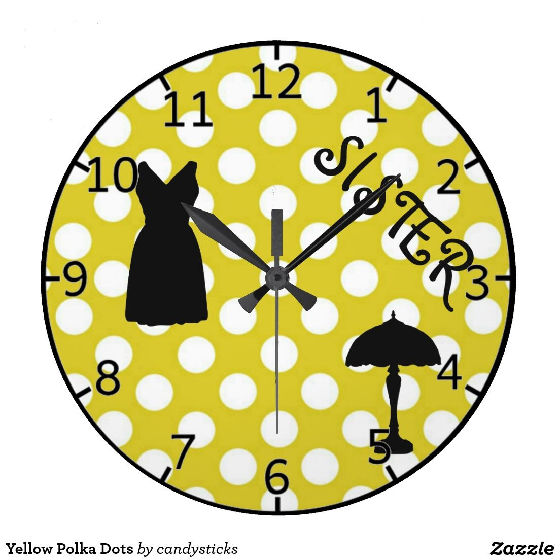 Yellow Polka Dots http://www.zazzle.com/yellow_polka_dots-256919654098561033?rf=238703308182705739