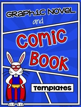 comic book and graphic novel templates gate collaboration