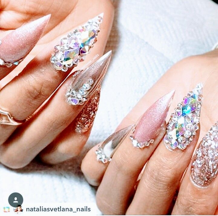 Pin by Maite Ch on nails (With images)   Makeup nails