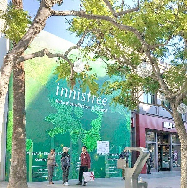 Innisfree Opens In Toronto This Summer & Their AllNatural