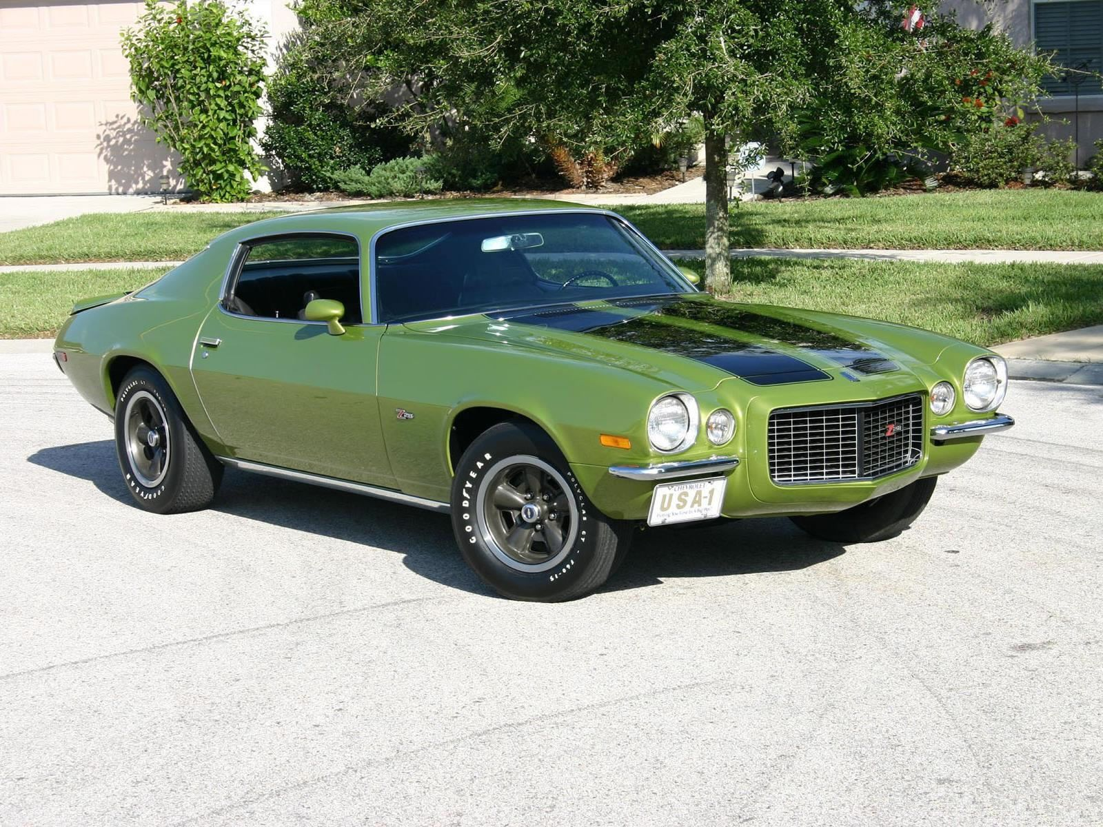 1970 Chevrolet Camaro coupe Z/28 RS / Rally Sport 350 cid 360 ...