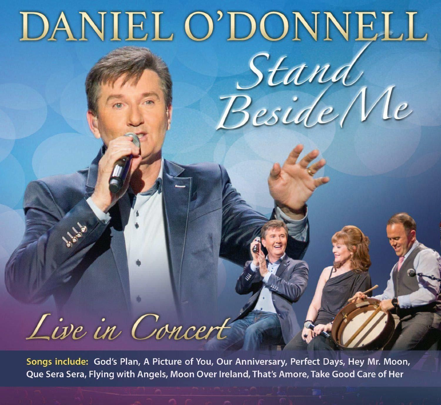 Disc: 1 1. Stand Beside Me 2. Que Sera Sera 3. A Picture Of You 4. Take Good Care Of Her 5. Erin Tennessee 6. Flying With Angels 7. Hey, Mr. Moon 8. Joke - Mrs Murphy 9. Eileen McManus (with Mary Duff) 10. Everybody's Somebody's Fool (Mary Duff) 11. Just Out Of Reach (Mary Duff) 12. I Heard The Bluebirds Sing (with Mary Duff) 13. Home I'll Be 14. Walk Tall 15. Our Anniversary 16. Perfect Days 17. Joke - Two Brothers 18. Moon Over Ireland 19. Rose Garden (Mary Duff) 20. Beautiful Sunday 21. Sweet