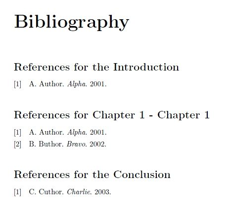 Bibliographies Meaning  Annotated Bibliography