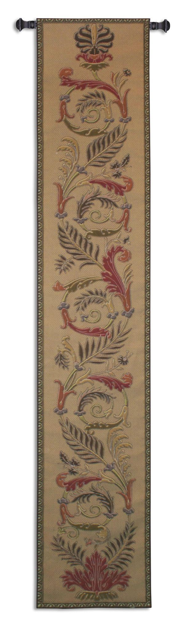 Ascendance Dawn Long Wall Tapestry