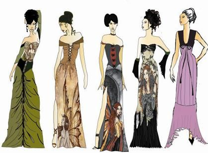 Fashion Pattern Software My Patterns Fashion Pattern Fashion Fashion Design