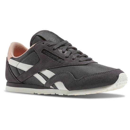 Reebok Classic Leather Suede Rivet Grey Paperwhite Brass Reebok Classic Sneakers Fashion Reebok Shoes