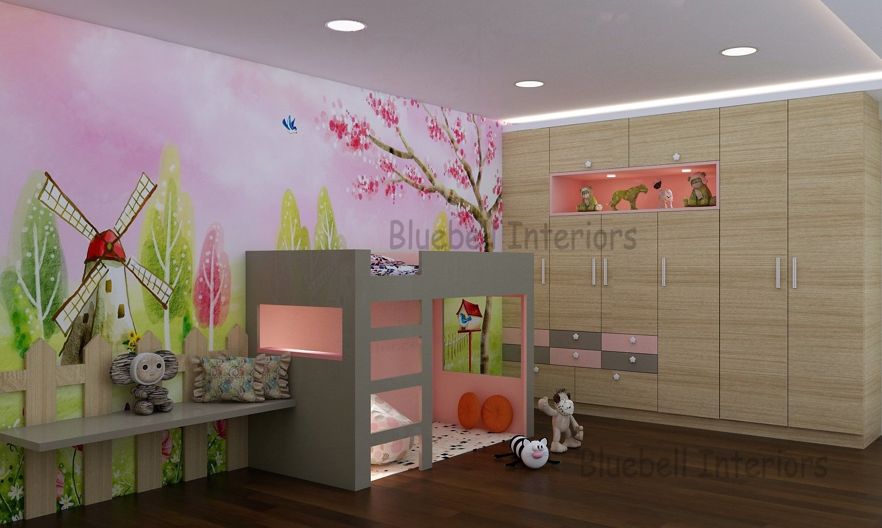pin by vidya reddy on children bedroom kids bedroom on innovative ideas for useful beds with storages how to declutter your bedroom id=51297
