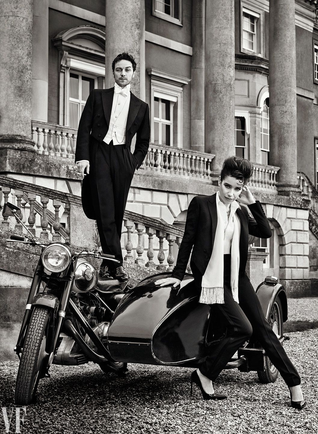 The British Are Coming! The 2015 Hollywood Portfolio | Vanity Fair | JAMES…