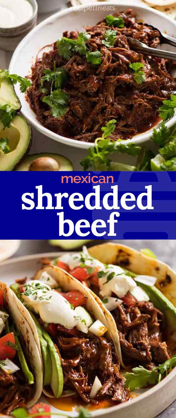 Photo of Mexican Shredded Beef