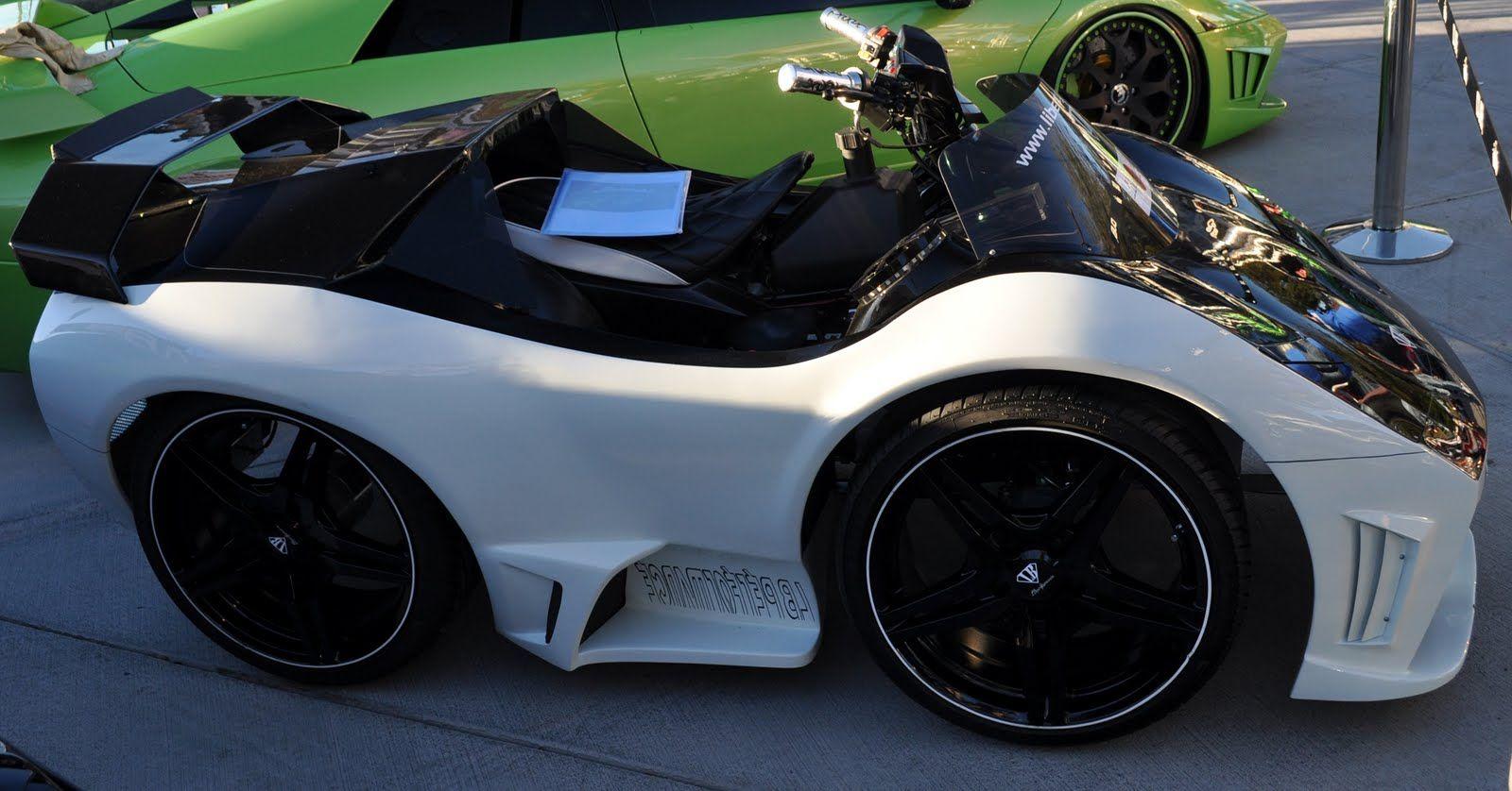 Just A Car Guy Something New In Custom Atv Toys Interior DesignCar