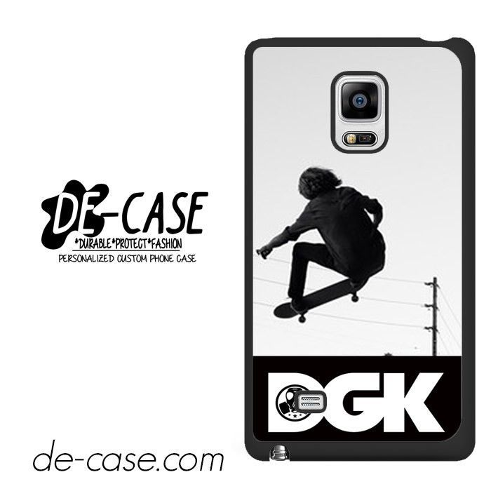DGK Skateboard Cool DEAL-3235 Samsung Phonecase Cover For Samsung Galaxy Note Edge