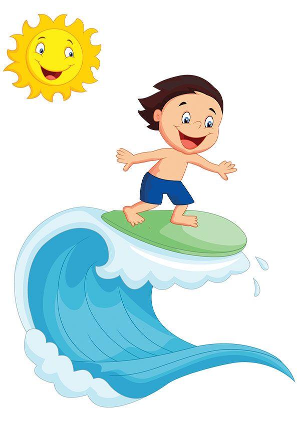 surfing clipart szukaj w google dzieci pinterest surf clip rh pinterest com surf clipart black and white surf clipart black and white