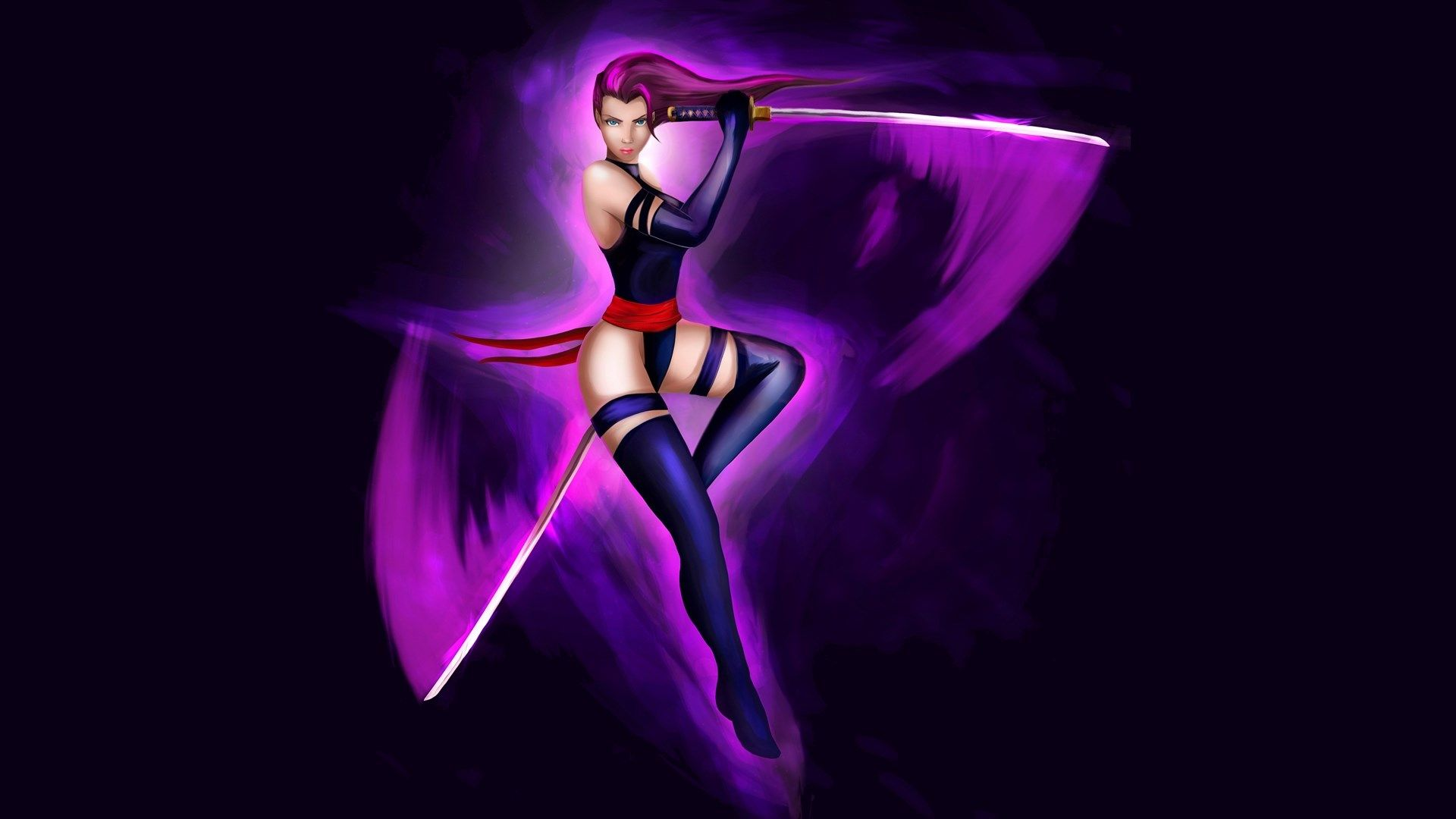 Psylocke Wallpapers For Mac Desktop Ballard Robin 1920x1080