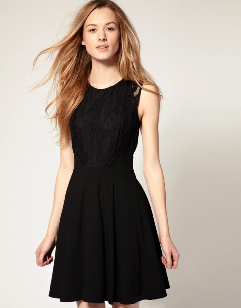 Collection Black Teen Dresses Pictures - Reikian
