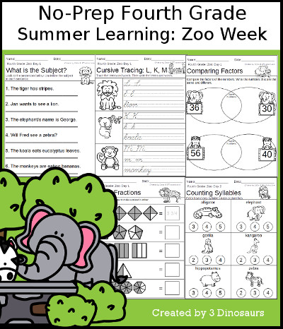 Pin on Zoo Activities for Kids
