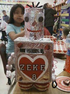 Cute Valentines Day card holder box  Fun Kid Activities