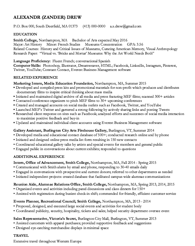 Relations Coordinator Resume Example  HttpResumesdesignCom