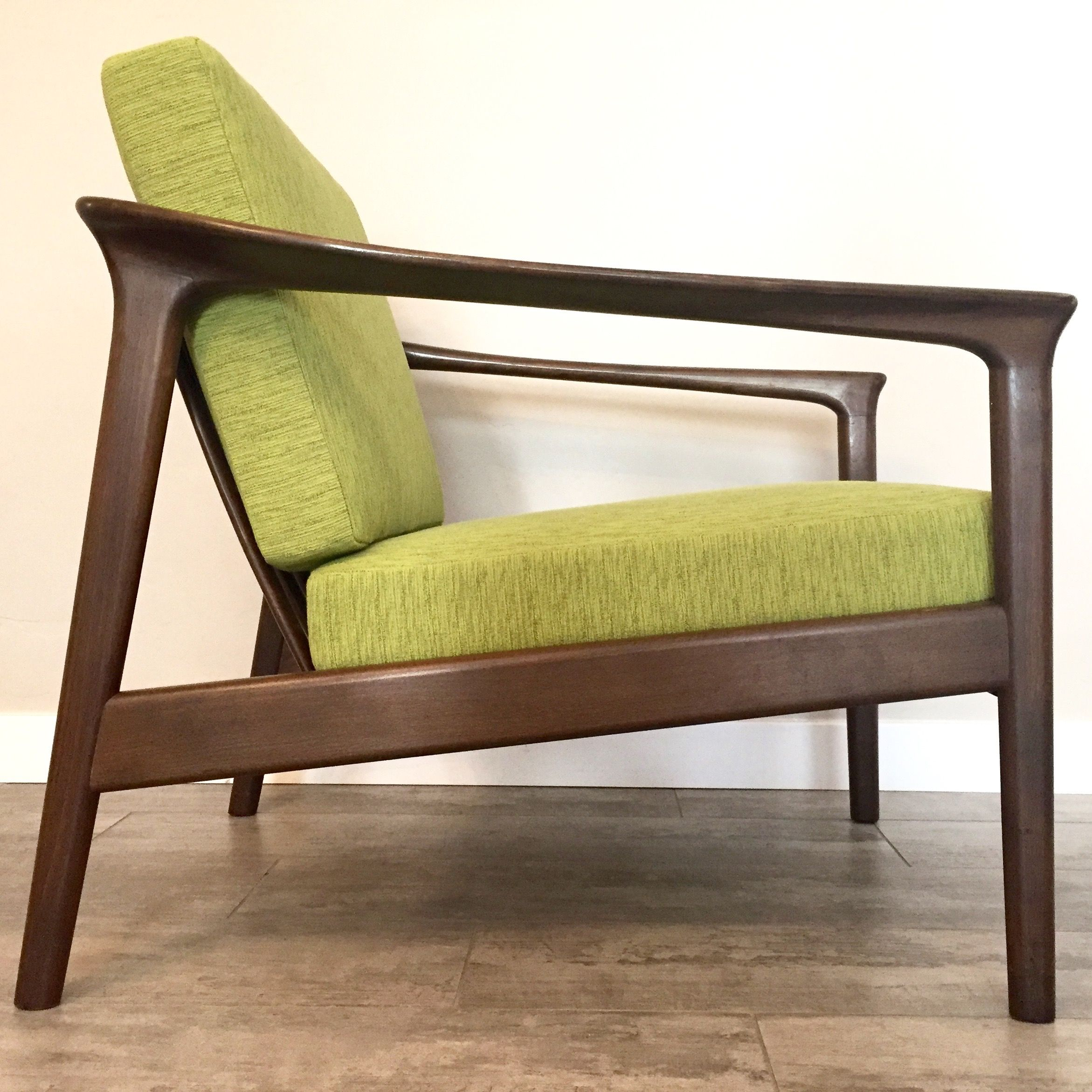Mid Century Modern Dux Lounge Chair Furniture Design Mcm