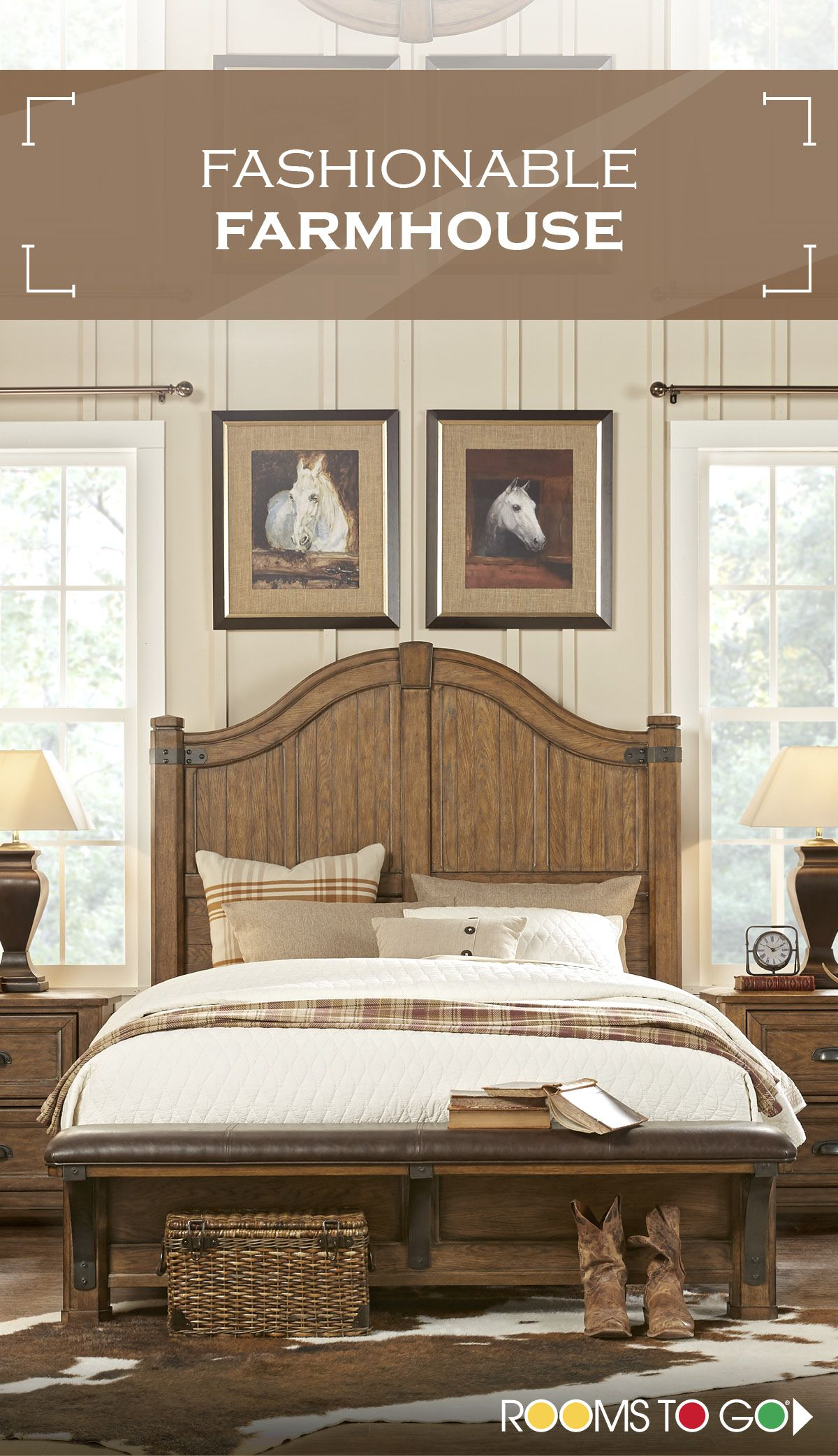The Heartland Falls Bedroom Inspired By The Music And Lifestyle