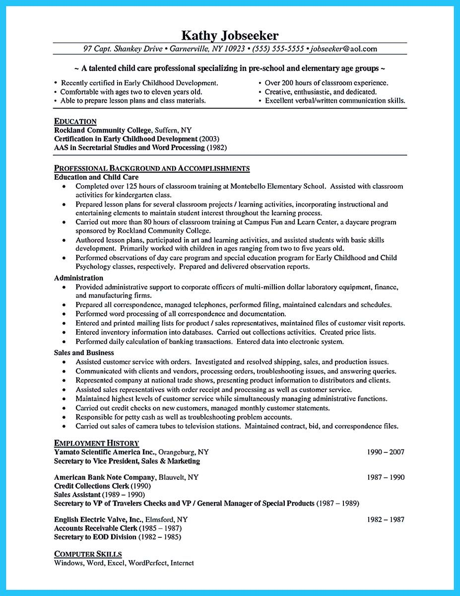 There Are Several Parts Of Assistant Teacher Resume To Concern Before You  Want To Write It. Here, You Need To Put Your Identity Which Consists Of  Your. ...