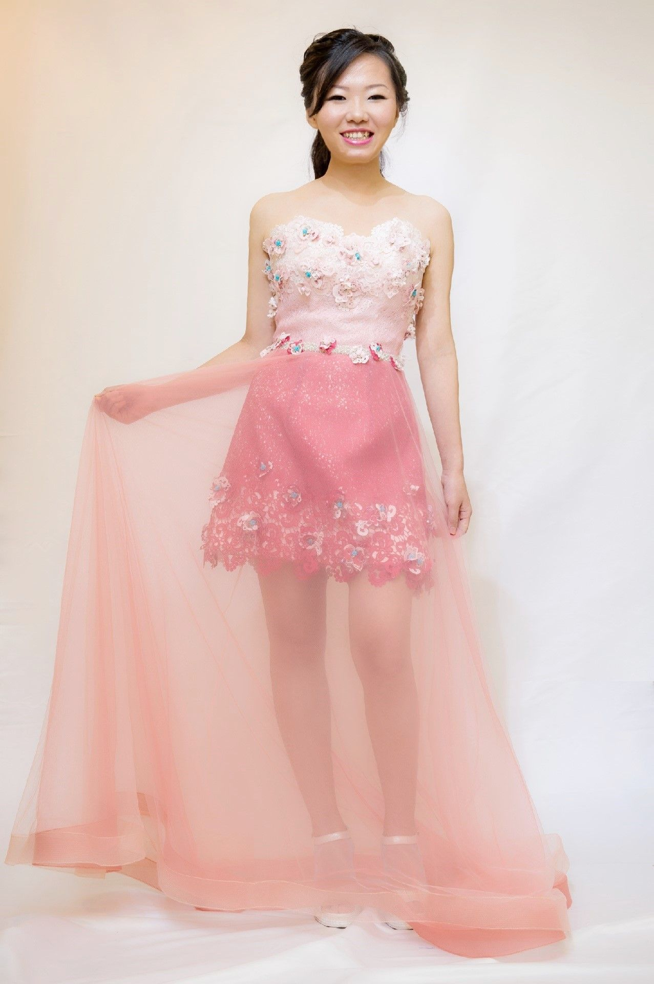 Short cute prom dress, available to rent and buy. To make your ...