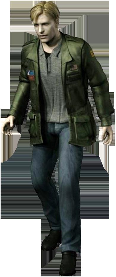 James Sunderland Silent Hill Silent Hill Series Silent Hill 2