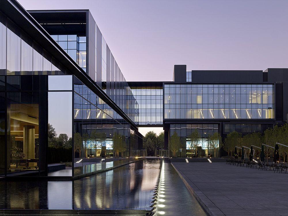 University of Oregon HatfieldDowlin Complex by ZGF