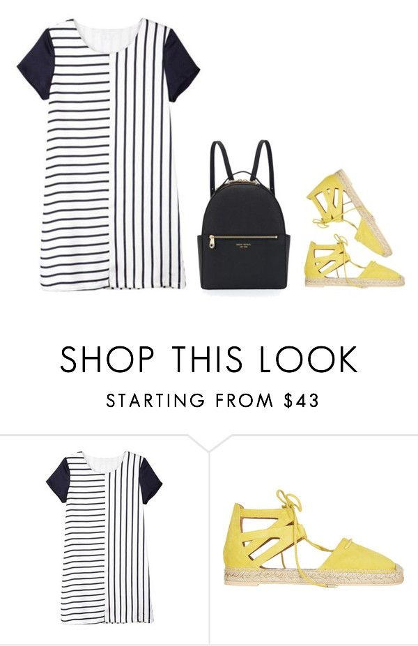 """Sin título #1139"" by reptilia ❤ liked on Polyvore featuring Aquazzura, Henri Bendel, women's clothing, women, female, woman, misses and juniors"