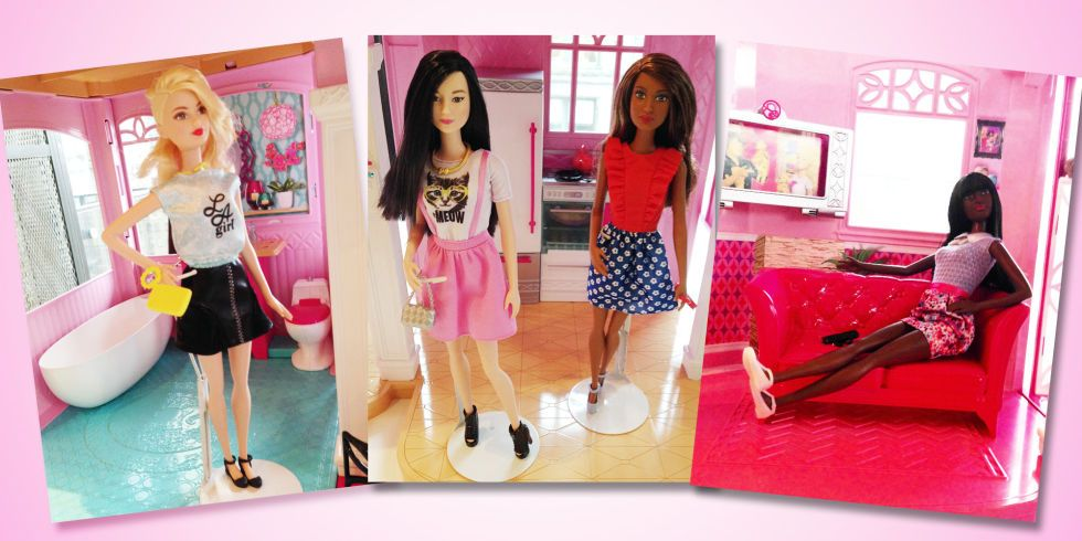 New Barbie Dolls Come in Multiple Skin Tones, Can Wear Flats