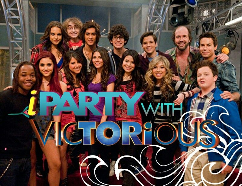 nathan kress wedding icarly. victorious cast with icarly elizabeth gillies avan jogia danielle monet victoria justice leon thomas iii nathan kress wedding icarly