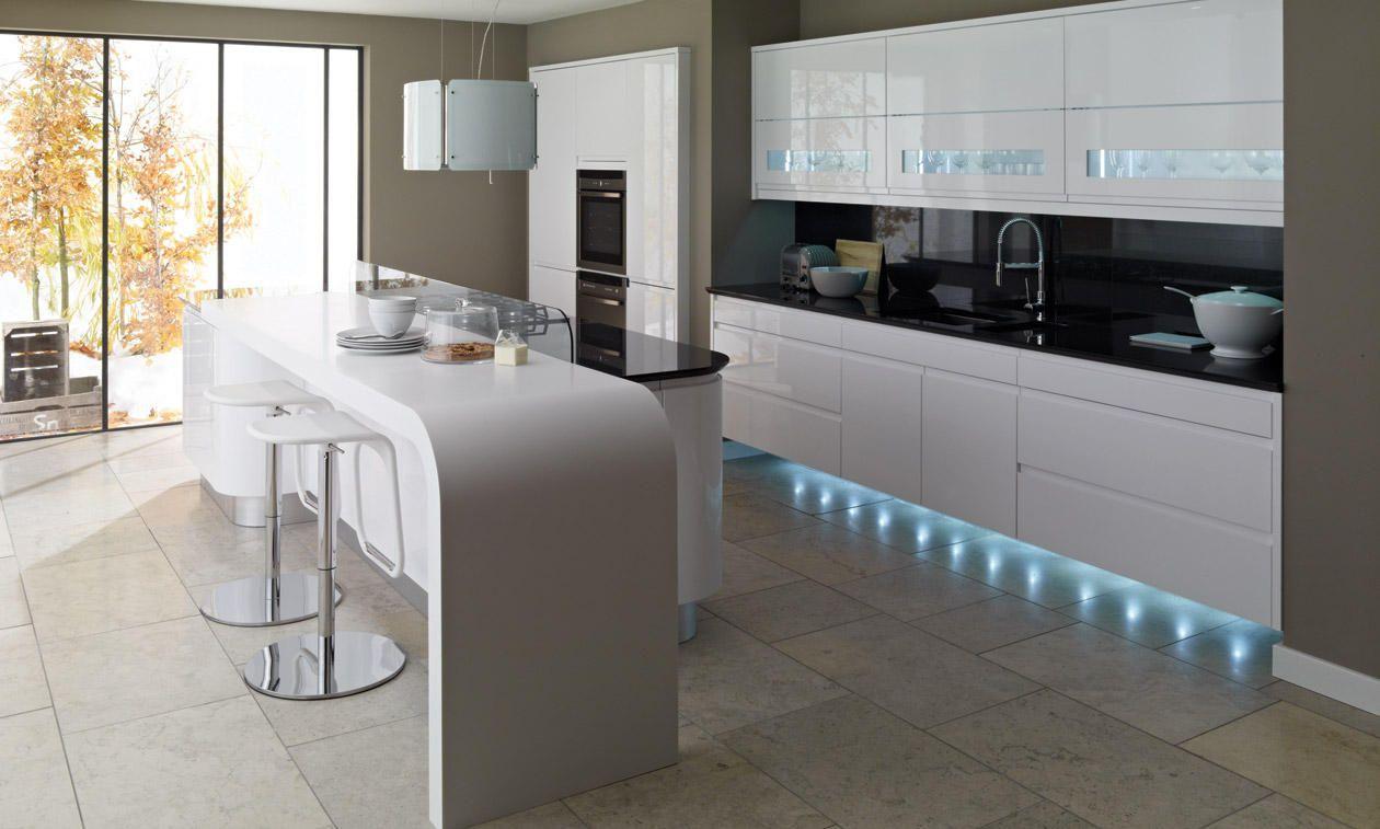 вкус дизайн кухонного гарнитура белый глянец фото выручку приходят вентиляторы