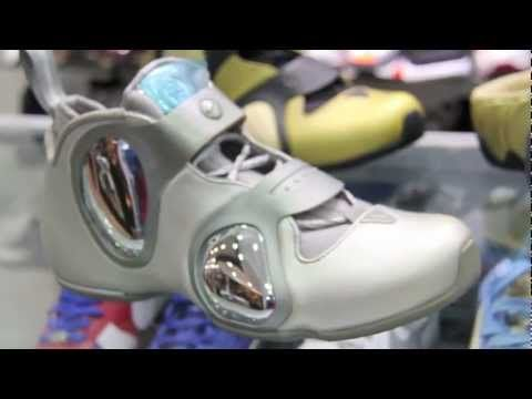 pretty nice dcaa3 fed5e Nike Flightposite 3 Battle Ground BG Silver Tune in to  www.YouTube.com joevenuto for limited edition and early release sneaker  reviews.