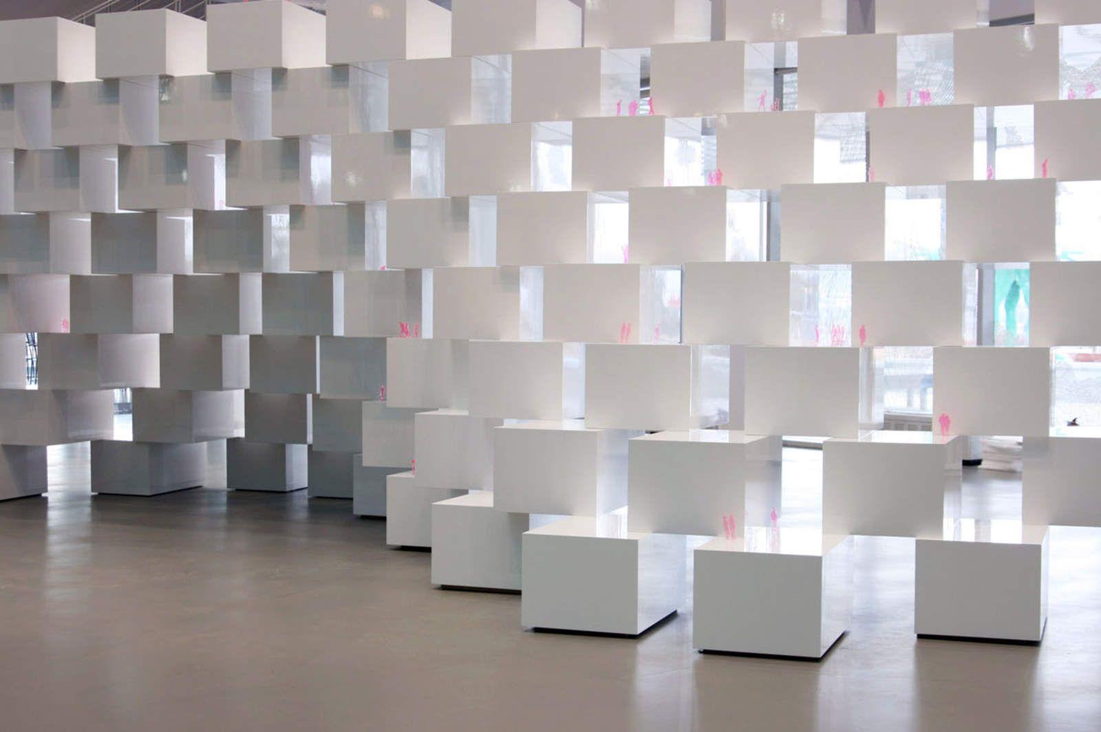 Big bjarke ingels group exhibition design