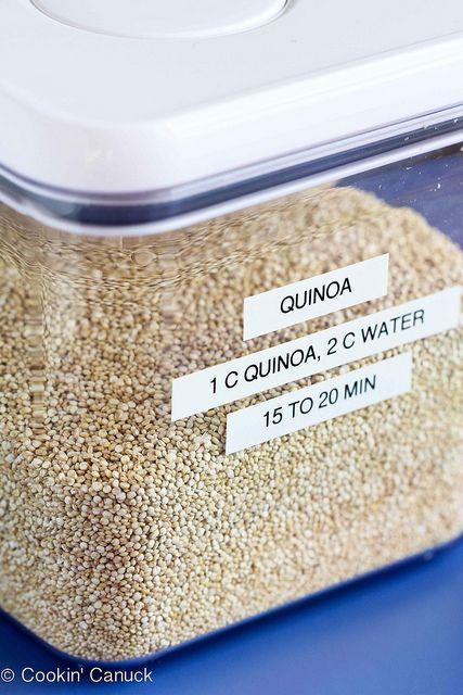 Photo of How to Freeze Quinoa {And Fantastic Quinoa Recipes}