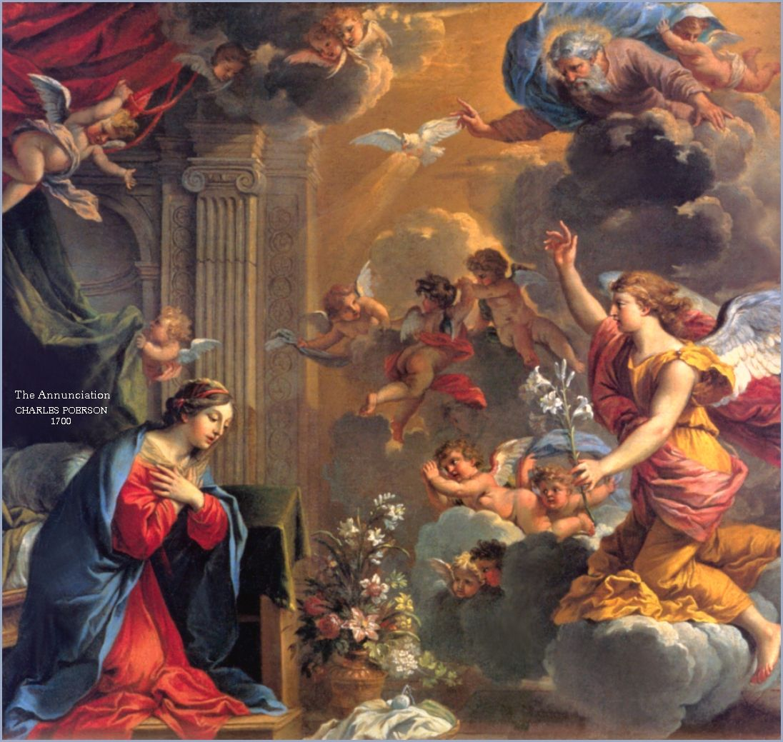 annunciation: Information about the word 'annunciation ...