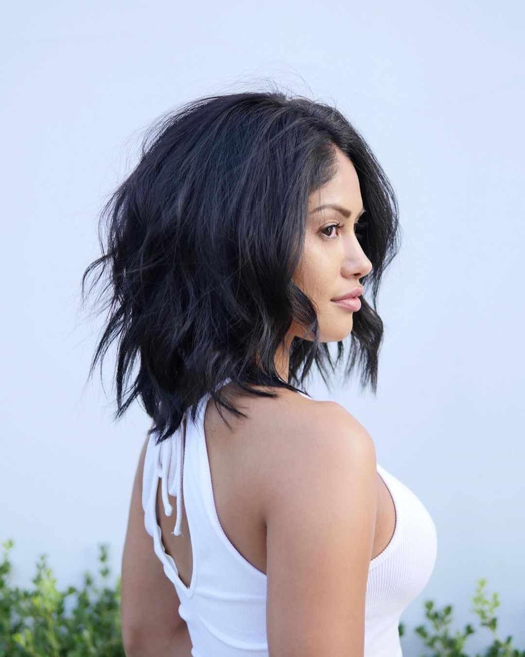 50+ Short hairstyles and color for fall ideas