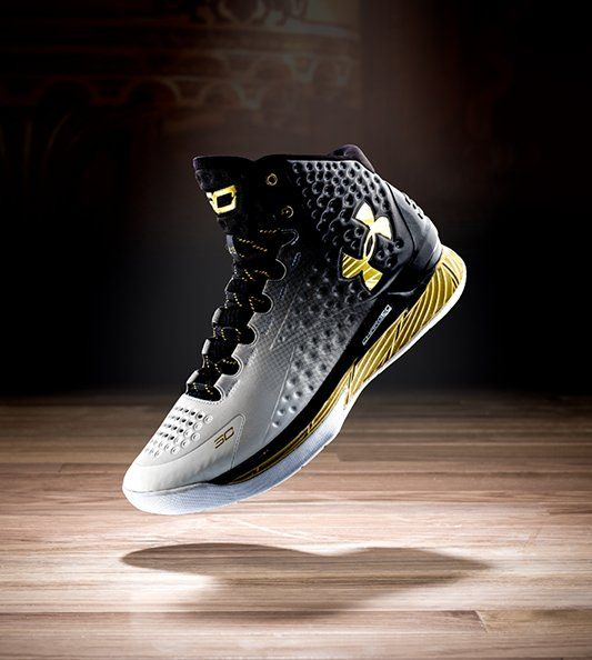 Stephen Curry One Basketball Shoes