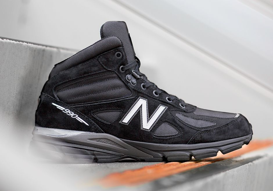 New Balance 990v4 Mid Boot