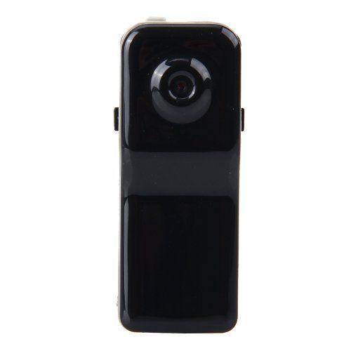 Amazon.com : Esycar MD80 Mini DV DVR Sports Camcorder Camera Video Audio Recorder : Camera & Photo