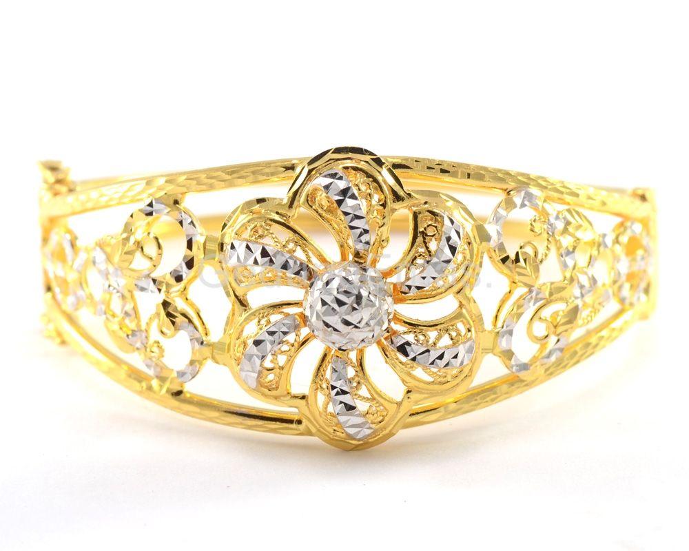 Gold bangles gram swar pinterest gold bangles