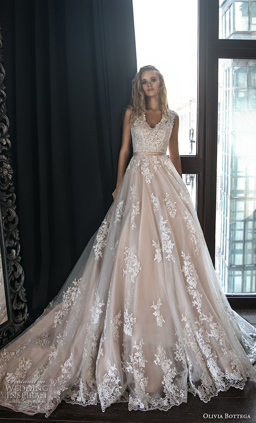 Olivia bottega wedding dresses pinterest bruidsjurken en