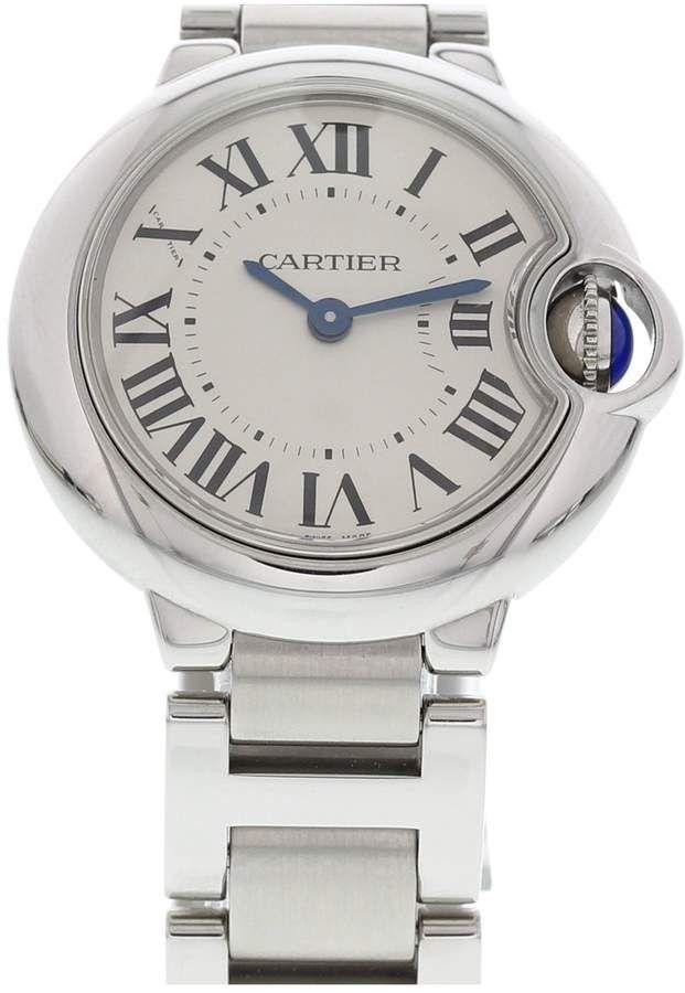 8a8244c69ec Cartier Ballon bleu Silver Steel Watches in 2018