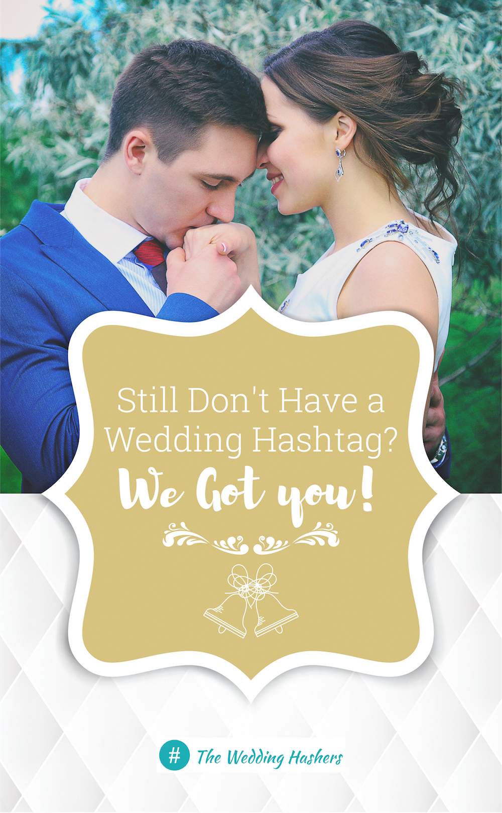 Looking for a great wedding hashtag? Get the best wedding