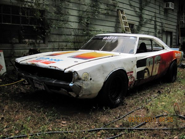 Winning 68 Charger Stock Car For Sale On Racing Junk Onedirt