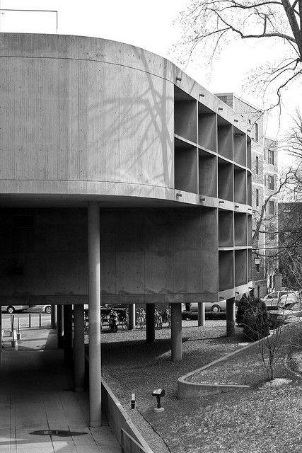 Carpenter Center For The Visual Arts Harvard University Le