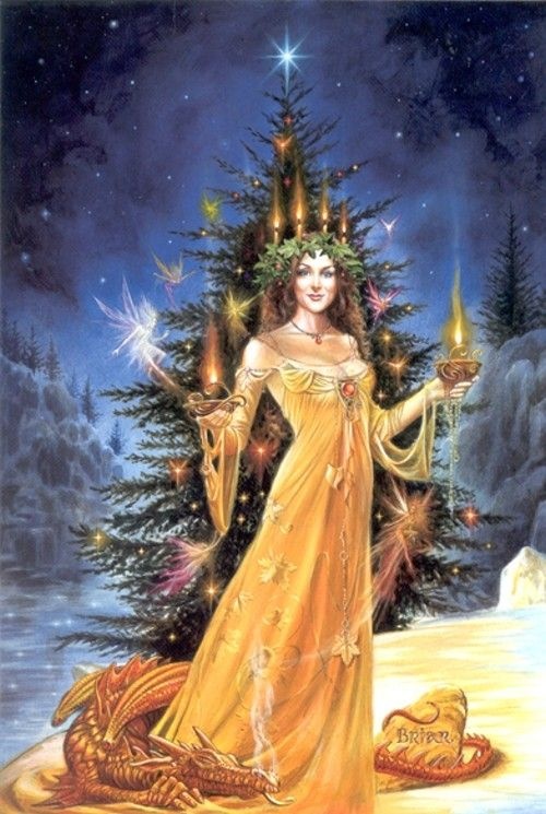 Happy Yule! Yule Decorations, Yule Gifts, and the Yule Tree