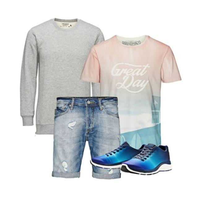 Find dit nye sommer look @ Jack & Jones #Fisketorvet #CopenhagenMall #Fashion #mensfashion #denim #summer